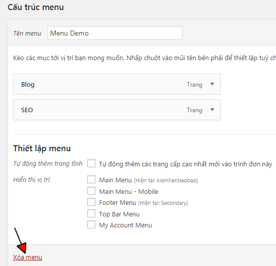 xóa-menu-wordpress