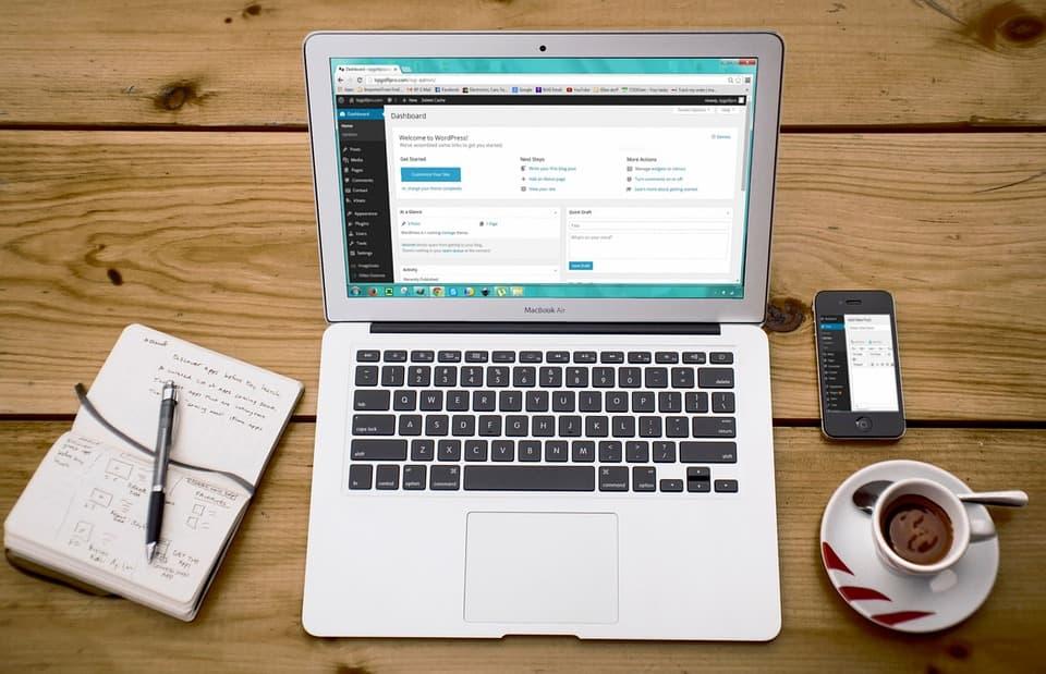 Dịch vụ cài đặt blog/website WordPress trọn gói