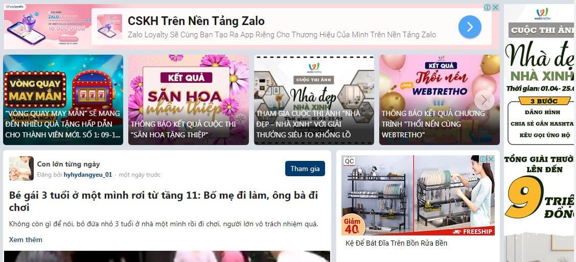 Kiếm tiền với blog bằng quảng cáo có doanh thu rất lớn